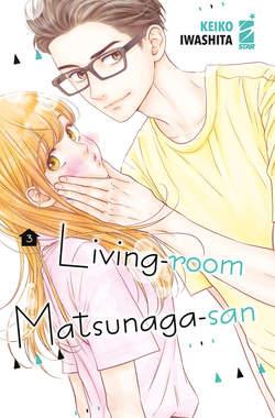 Copertina LIVING ROOM MATSUNAGA SAN n.3 - AMICI 280, STAR COMICS