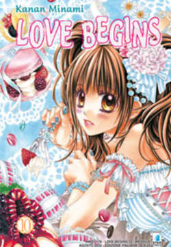 Copertina LOVE BEGINS n.10 - LOVE BEGINS (m15), STAR COMICS