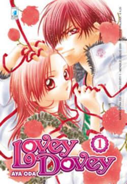 Copertina LOVEY DOVEY n.1 - LOVEY DOVEY 1 (m5), STAR COMICS