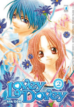 Copertina LOVEY DOVEY n.2 - LOVEY DOVEY 2 (m5), STAR COMICS