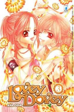 Copertina LOVEY DOVEY n.3 - LOVEY DOVEY 3 (m5), STAR COMICS