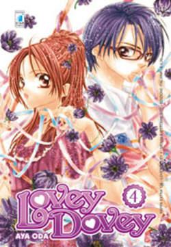 Copertina LOVEY DOVEY n.4 - LOVEY DOVEY 4 (m5), STAR COMICS