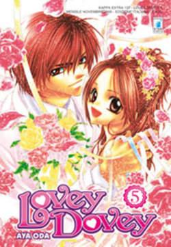 Copertina LOVEY DOVEY n.5 - LOVEY DOVEY 5 (m5), STAR COMICS