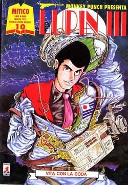 Copertina LUPIN III n.10 - LUPIN III 10, STAR COMICS