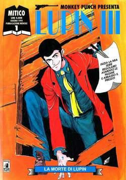 Copertina LUPIN III n.1 - LUPIN III 1, STAR COMICS