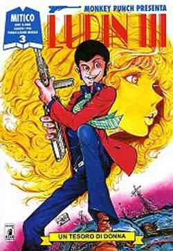 Copertina LUPIN III n.3 - LUPIN III 3, STAR COMICS