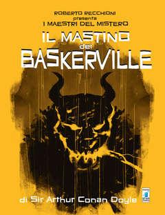 Copertina MAESTRI DEL MISTERO n.2 - IL MASTINO DEI BASKERVILLE, STAR COMICS