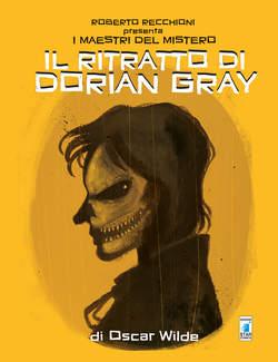Copertina MAESTRI DEL MISTERO n.3 - IL RITRATTO DI DORIAN GRAY, STAR COMICS