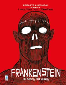 Copertina MAESTRI DELL'ORRORE n.2 - FRANKENSTEIN, STAR COMICS