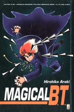 Copertina MAGICAL B.T. n.1 - MAGICAL B.T., STAR COMICS