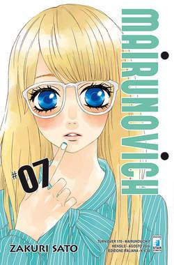 Copertina MAIRUNOVICH n.7 - MAIRUNOVICH 7, STAR COMICS