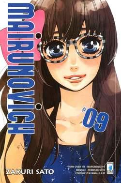 Copertina MAIRUNOVICH n.9 - MAIRUNOVICH 9, STAR COMICS