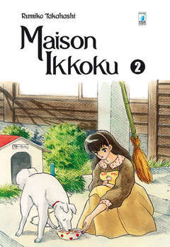 Copertina MAISON IKKOKU Perfect Edition n.2 - MAISON IKKOKU Perfect Ed.(m10), STAR COMICS