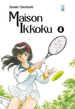 Copertina MAISON IKKOKU Perfect Edition n.4 - MAISON IKKOKU Perfect Ed.(m10), STAR COMICS