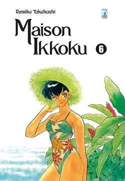 Copertina MAISON IKKOKU Perfect Edition n.6 - MAISON IKKOKU Perfect Ed.(m10), STAR COMICS