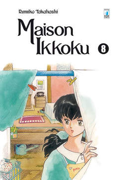 Copertina MAISON IKKOKU Perfect Edition n.8 - MAISON IKKOKU Perfect Ed.(m10), STAR COMICS