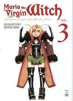 Copertina MARIA THE VIRGIN WITCH n.3 - MARIA THE VIRGIN WITCH, STAR COMICS