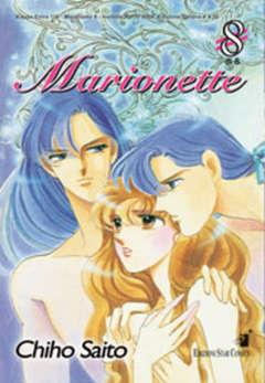 Copertina MARIONETTE n.8 - MARIONETTE 8 (m8), STAR COMICS