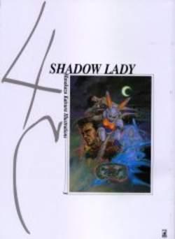 Copertina MASAKAZU KATSURA ILLUSTRATION n.3 - SHADOW LADY, STAR COMICS