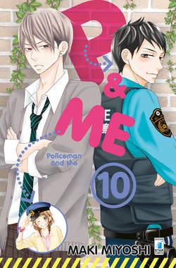 Copertina P&ME - POLICEMAN AND ME n.10 - P&ME - POLICEMAN AND ME 10, STAR COMICS