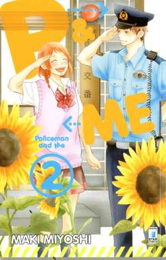 Copertina P&ME - POLICEMAN AND ME n.1 - P&ME - POLICEMAN AND ME, STAR COMICS