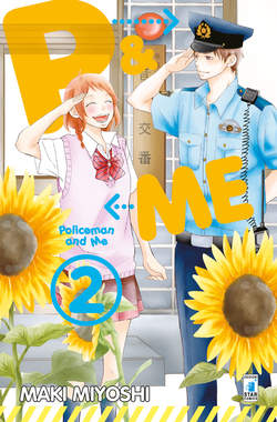 Copertina P&ME - POLICEMAN AND ME n.2 - P&ME - POLICEMAN AND ME, STAR COMICS
