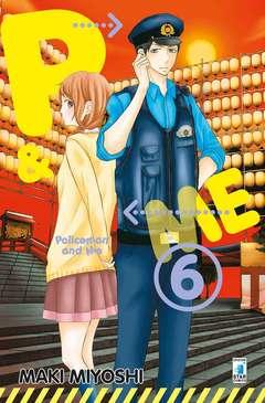 Copertina P&ME - POLICEMAN AND ME n.6 - P&ME - POLICEMAN AND ME 6, STAR COMICS