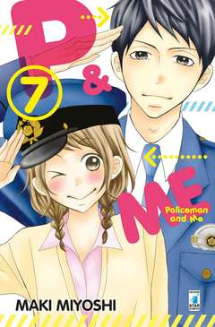 Copertina P&ME - POLICEMAN AND ME n.7 - P&ME - POLICEMAN AND ME 7, STAR COMICS