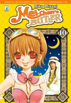 Copertina MEI-CHAN'S BUTLER n.10 - MEI-CHAN'S BUTLER 10, STAR COMICS