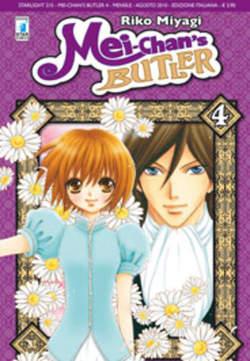 Copertina MEI-CHAN'S BUTLER n.4 - MEI-CHAN'S BUTLER 4, STAR COMICS