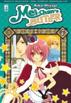 Copertina MEI-CHAN'S BUTLER n.7 - MEI-CHAN'S BUTLER 7, STAR COMICS