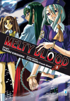 Copertina MELTY BLOOD n.3 - MELTY BLOOD 3 (m9), STAR COMICS