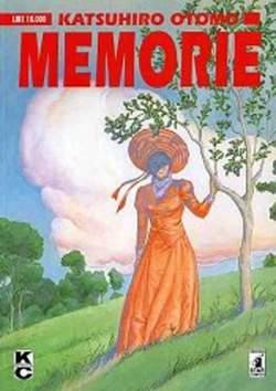 Copertina MEMORIE n.7 - MEMORIE, STAR COMICS