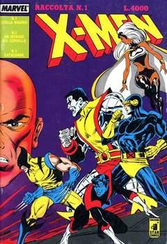 Copertina X-MEN Raccolta n.1 - X-MEN Raccolta               1, STAR COMICS