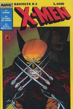 Copertina X-MEN Raccolta n.3 - X-MEN Raccolta               3, STAR COMICS