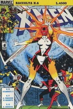 Copertina X-MEN Raccolta n.6 - X-MEN Raccolta               6, STAR COMICS