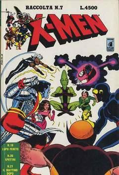Copertina X-MEN Raccolta n.7 - X-MEN Raccolta               7, STAR COMICS