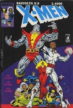 Copertina X-MEN Raccolta n.8 - X-MEN Raccolta               8, STAR COMICS