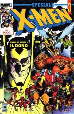 Copertina X-MEN SPECIALE n.3 - IL DONO, STAR COMICS