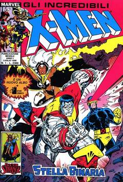 STAR COMICS - X-MEN