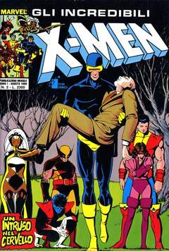 Copertina X-MEN n.2 - X-MEN                        2, STAR COMICS