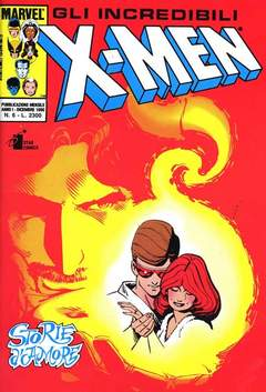 Copertina X-MEN n.6 - X-MEN                        6, STAR COMICS
