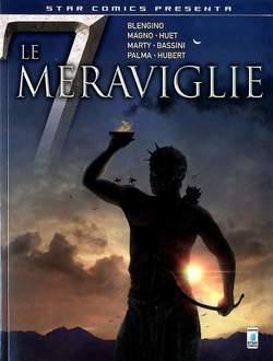 Copertina 7 MERAVIGLIE n.3 - LE 7 MERAVIGLIE, STAR COMICS