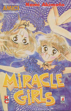 Copertina MIRACLE GIRLS n.1 - MIRACLE GIRLS 1, STAR COMICS