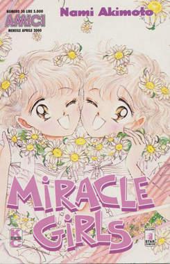 Copertina MIRACLE GIRLS n.3 - MIRACLE GIRLS 3, STAR COMICS