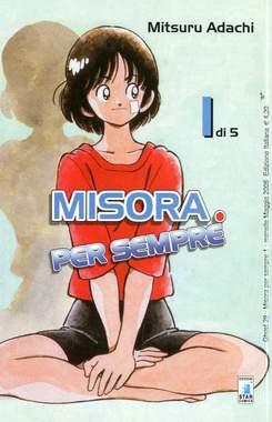 Copertina MISORA PER SEMPRE n.1 - MISORA PER SEMPRE 1, STAR COMICS