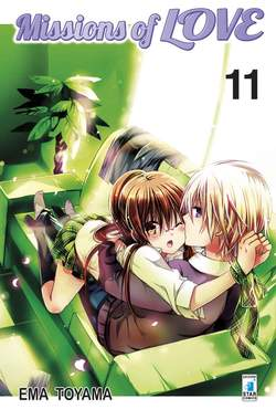 Copertina MISSIONS OF LOVE (m17) n.11 - GHOST 175, STAR COMICS