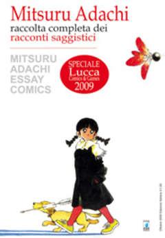 Copertina MITSURU ADACHI n. - ESSAY COMICS, STAR COMICS