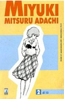 Copertina MIYUKI n.2 - MIYUKI 2, STAR COMICS
