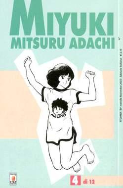 Copertina MIYUKI n.4 - MIYUKI 4, STAR COMICS